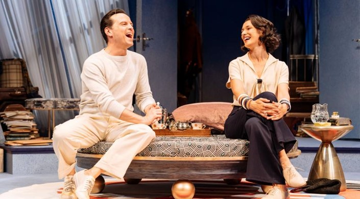 Relaxed Screening: NT Live Present Laughter