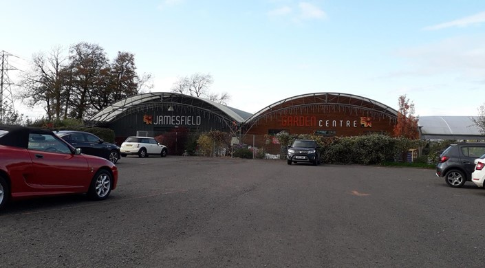 Jamesfield Garden Centre
