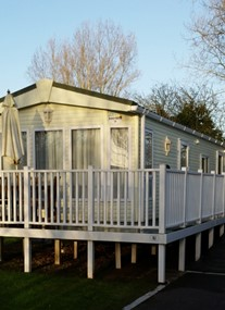 Entrust Care Partnership Caravans