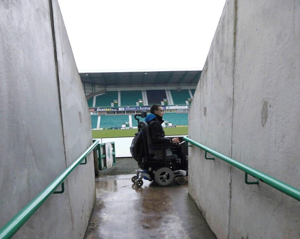"Image for review ""Great access and choice of places to watch a match from"""
