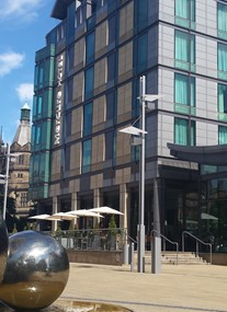 Mercure St Pauls Hotel and Spa