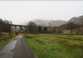 Photo of the Glenfinnan Viaduct.