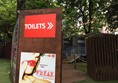 Picture of Pop - Up - George Square - Edinburgh - Toilets
