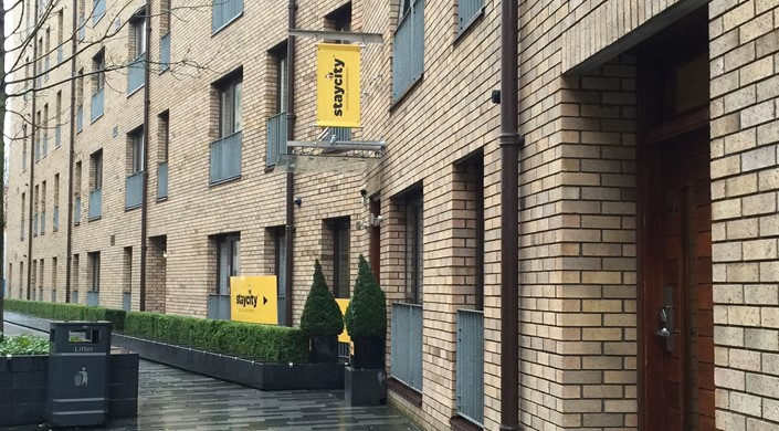 Staycity Aparthotels - Edinburgh West End