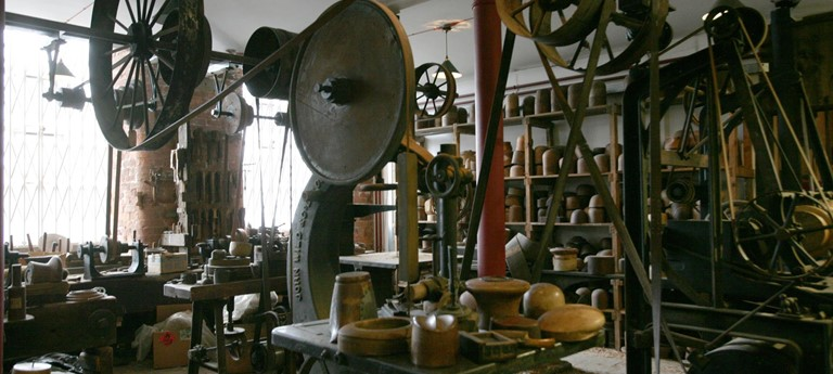 Hat Works - The Museum of Hatting