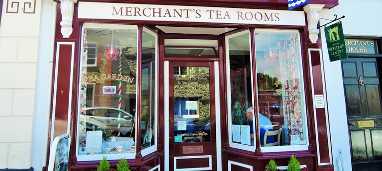 Merchant's Tea Rooms