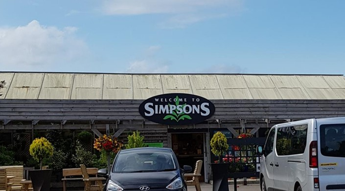 Simpsons Garden Centre
