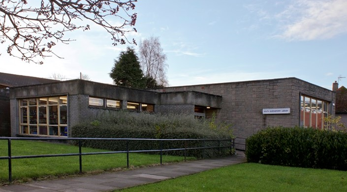 South Queensferry Library