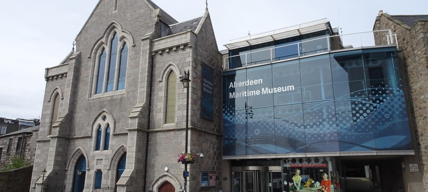 Aberdeen Maritime Museum With Disabled Access Euan S Guide