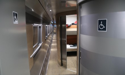 Caledonian Sleeper - Inverness - London