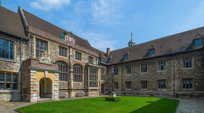 Accessible tours at The Charterhouse