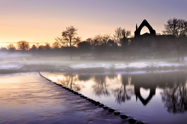 Picture of Bolton Abbey