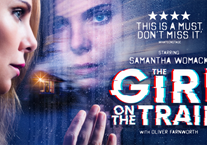 The Girl on the Train - Audio Described & Signed