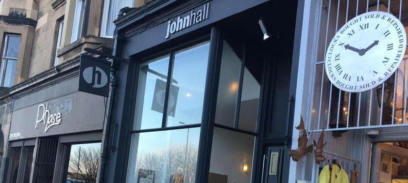 John Hall Hairdressing