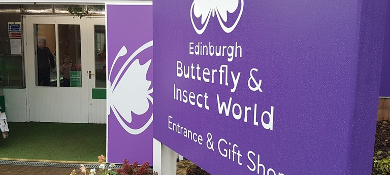Edinburgh Butterfly & Insect World