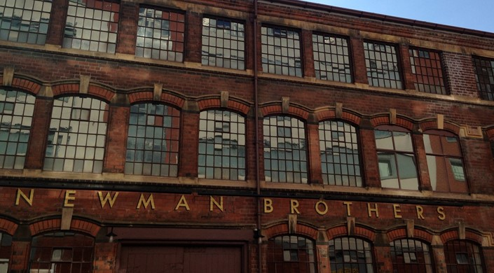 Newman Brothers Coffin Works