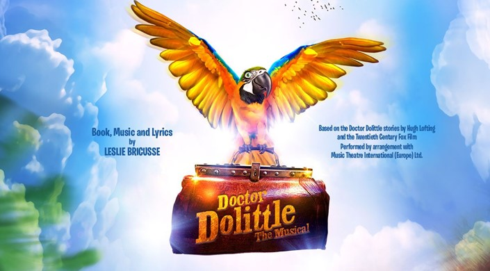 Doctor Dolittle - Audio Described & Signed