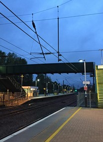 Hatfield Railway Station
