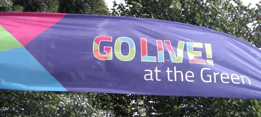 Go Live! at the Green