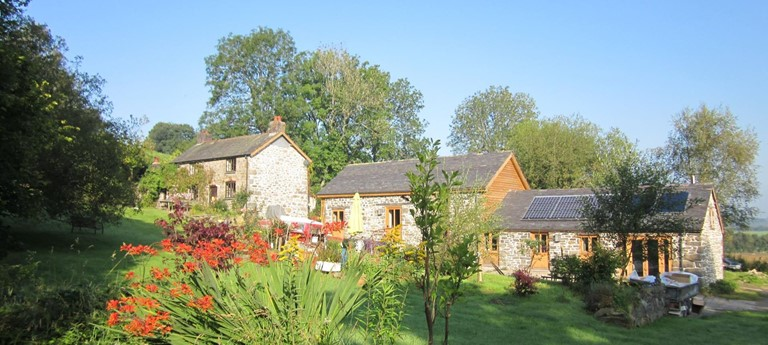 Tyddyn Retreat Mid Wales Venue & Holiday Cottages
