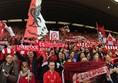 Picture of Liverpool FC - You'll never walk alone at Anfield