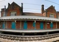 A lovely panoramic view of the train station from the Ipswich Bound Platform - enjoy the view, this is the only one you are getting if you have mobility issues!