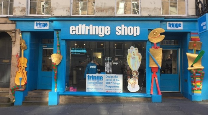 Fringe Box Office and Shop
