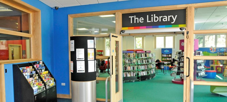Coleford Library