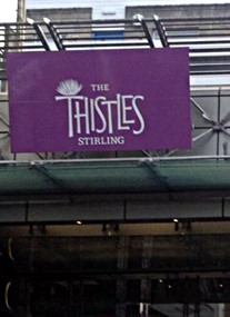 The Thistles Shopping Centre
