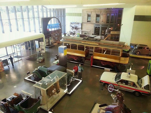 Picture of The Riverside Museum - Displays