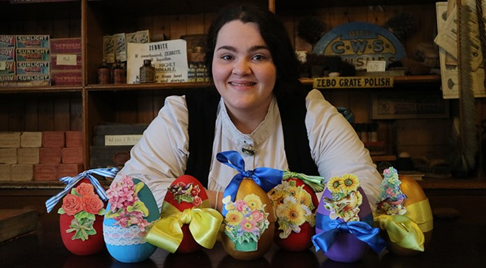 Easter Fun at Beamish Museum