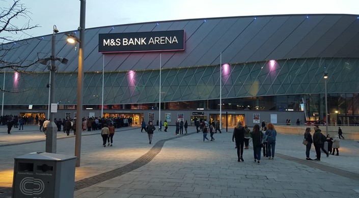 M&S Bank Arena