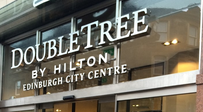 DoubleTree by Hilton Edinburgh City Centre