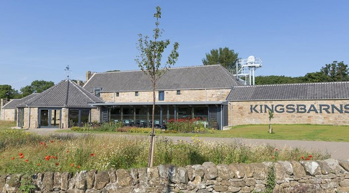 Kingsbarns Distillery