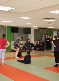 Adaptive Martial Arts CIC
