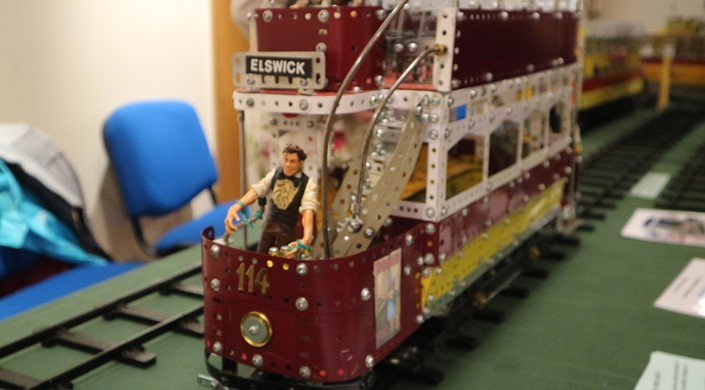 Meccano Exhibition