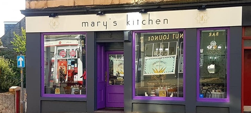 Mary's Kitchen Tearoom