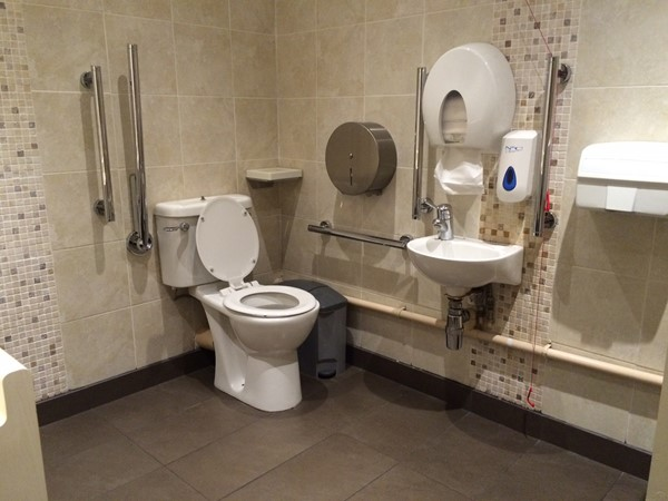 Picture of Tower Bridge Exhibition - Accessible Toilets