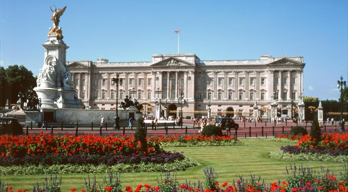 The State Rooms - Buckingham Palace