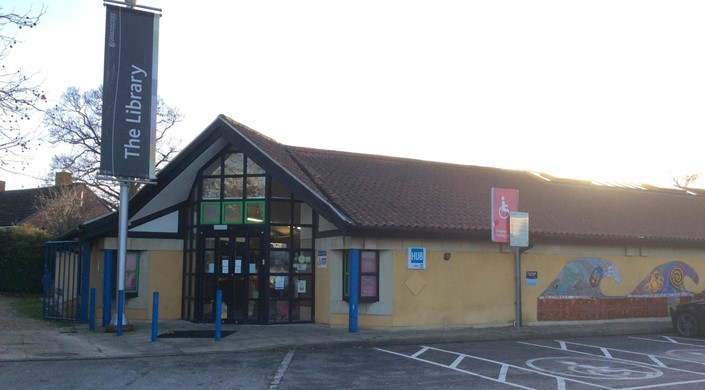Quedgeley Library