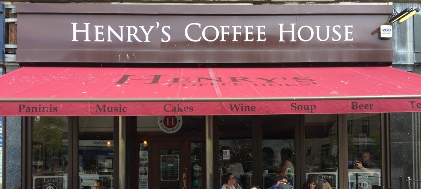 Henry's Coffee House