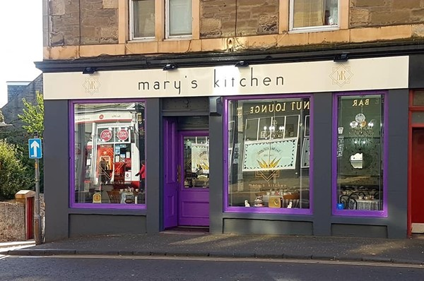 Picture of Mary's Kitchen Tearoom, Dundee