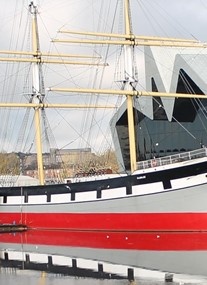 The Tall Ship Glenlee