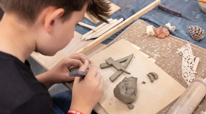 October Half Term Workshop