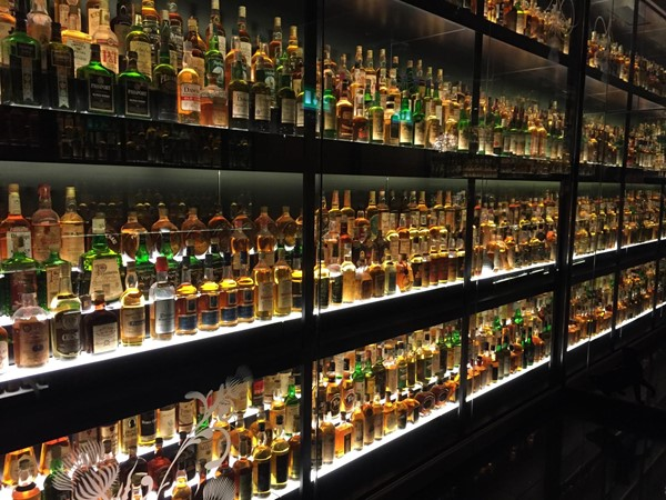 Picture of The Scotch Whisky Society - Just part of the world's largest whisky collection