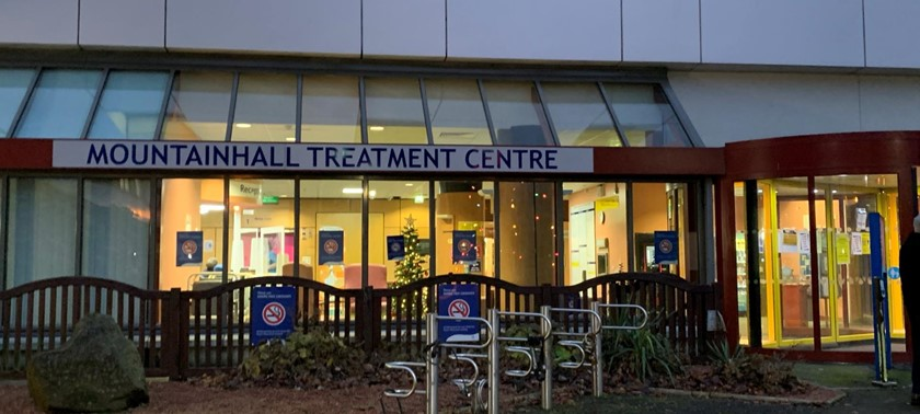 Mountainhall Treatment Centre