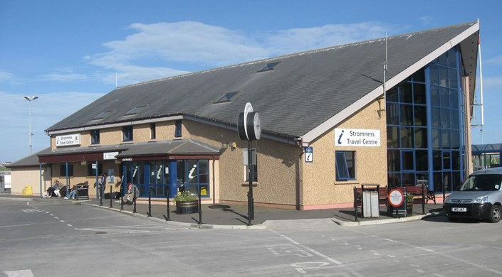 NorthLink Ferry Terminal