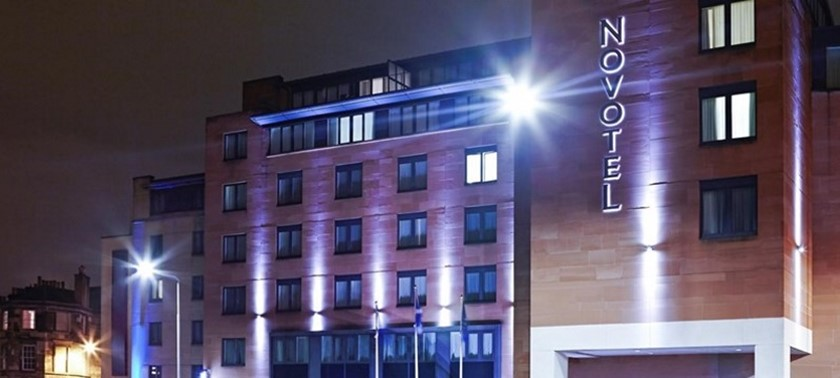 novotel edinburgh hotel with disabled access euan 39 s guide. Black Bedroom Furniture Sets. Home Design Ideas
